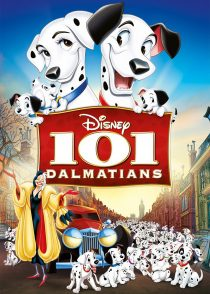 صد و یک سگ خالدار – One Hundred And One Dalmatians 1961