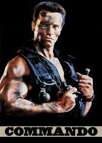 کماندو – Commando 1985