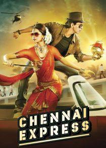 قطار چنای – Chennai Express 2013