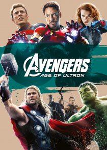 انتقام جویان : عصر اولتران – Avengers : Age Of Ultron 2015