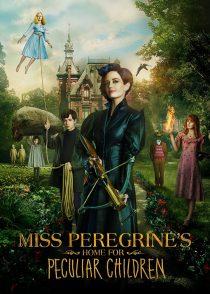 خانهی دوشیزه پرگرین برای بچههای عجیب – Miss Peregrines Home For Peculiar Children 2016