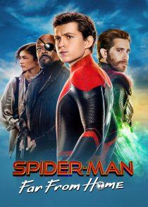 مرد عنکبوتی : دور از خانه – Spider-Man : Far From Home 2019