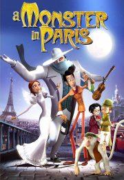 هیولا در پاریس – A Monster In Paris 2011