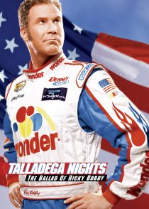 شب‌ های تالادگا – Talladega Nights : The Ballad Of Ricky Bobby 2006