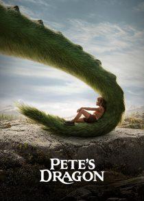 اژدهای پیت – Pete's Dragon 2016