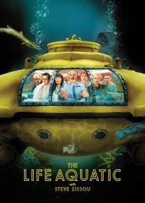 زندگی در آب با استیو زیسو – The Life Aquatic With Steve Zissou 2004