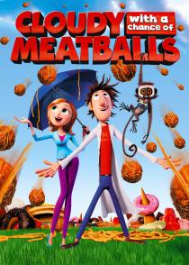 ابری با احتمال بارش کوفته قلقلی – Cloudy With A Chance Of Meatballs 2009