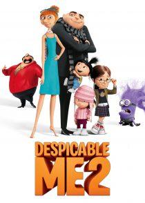 من نفرت انگیز 2 – Despicable Me 2 2013