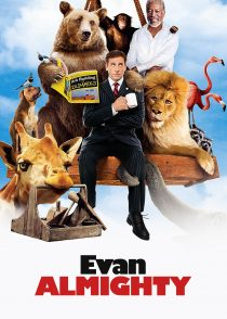 اوان قدرتمند – Evan Almighty 2007