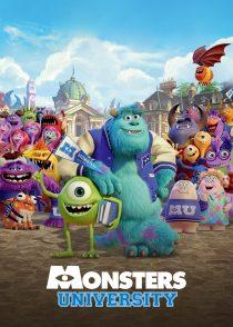 دانشگاه هیولاها – Monsters University 2013
