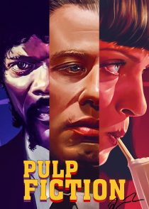 داستان عامه‌ پسند – Pulp Fiction 1994