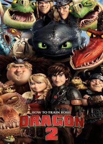 مربی اژدها 2 – How To Train Your Dragon 2 2014
