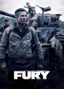 خشم – Fury 2014
