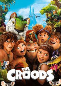 غارنشینان – The Croods 2013