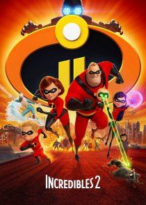 شگفت انگیزان 2 – The Incredibles 2 2018
