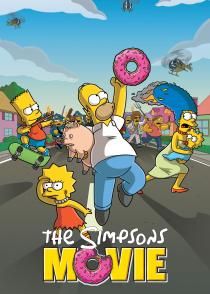 سیمپسون ها – The Simpsons Movie 2007