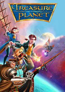 سیاره گنج – Treasure Planet 2002