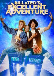 ماجراجویی بسیار عالی بیل و تد – Bill & Ted's Excellent Adventure 1989