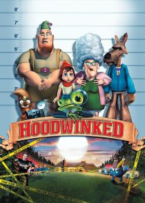 شنل قرمزی – Hoodwinked! 2005