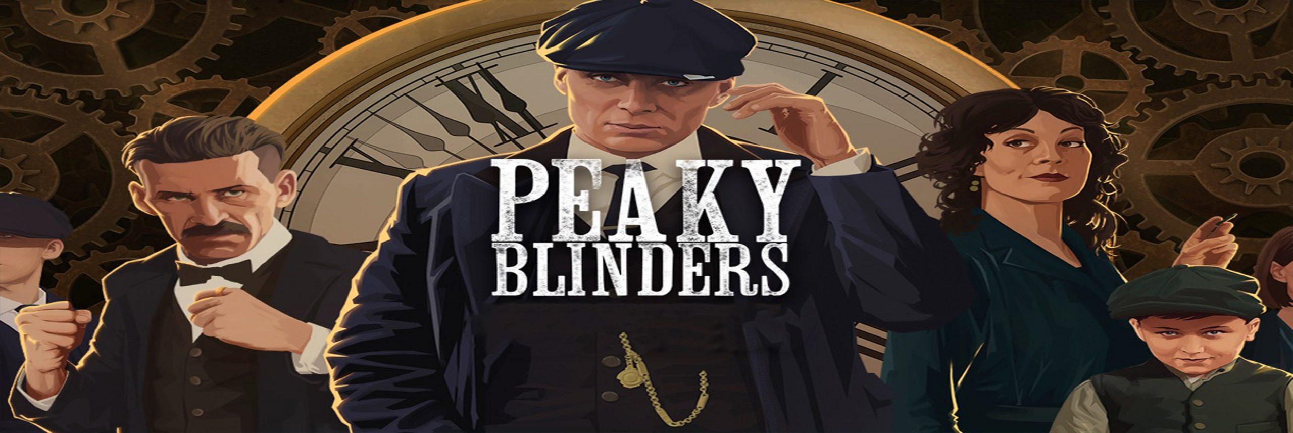 نقابداران – Peaky Blinders