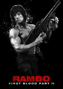 رمبو : اولین خون قسمت دوم – Rambo : First Blood Part II 1985