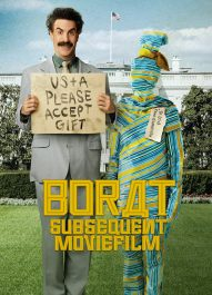بورات : سفر مجدد – Borat : Subsequent Moviefilm 2020