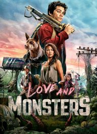 مشکلات هیولا – Love And Monsters 2020