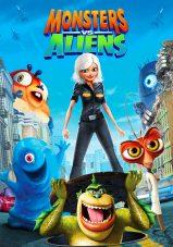 هیولاها علیه بیگانگان – Monsters Vs. Aliens 2009