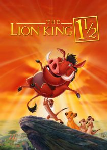 شیرشاه یک و نیم – The Lion King 1 1/2 – 2004
