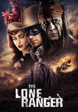 رنجر تنها – The Lone Ranger 2013