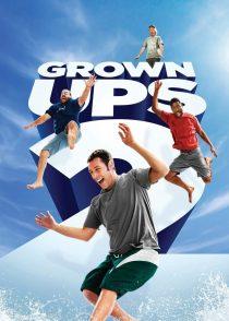 بزرگ شده ها 2 – Grown Ups 2 2013