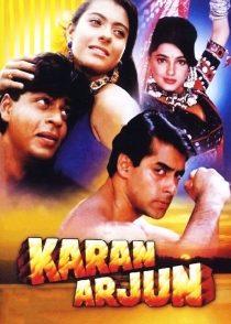 کاران و آرجون – Karan Arjun 1995