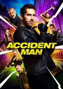 مرد حادثه آفرین – Accident Man 2018