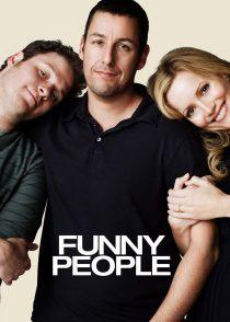 آدم های بامزه – Funny People 2009
