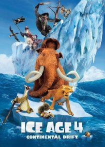 عصر یخبندان 4 : رانش قاره ها – Ice Age : 4 Continental Drift – 2012