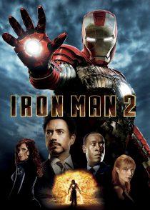 مرد آهنی 2 – Iron Man 2 2010