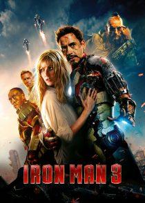 مرد آهنی 3 – Iron Man 3 2013