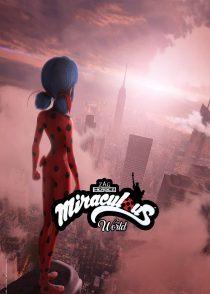 دنیای دختر کفشدوزکی : نیویورک – Miraculous World : New York – United HeroeZ 2020