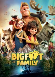 خانواده پاگنده – Bigfoot Family 2020