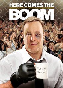 غوغا به پا میشود – Here Comes The Boom 2012