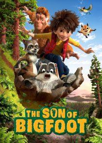 پسر پاگنده – Son Of Bigfoot 2017