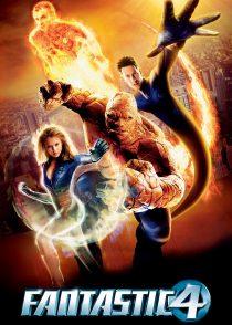 چهار شگفت انگیز – Fantastic Four 2005