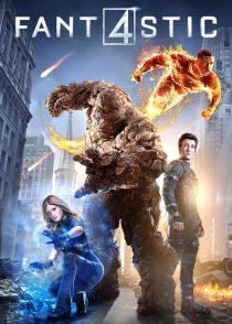 چهار شگفت انگیز – Fantastic Four 2015