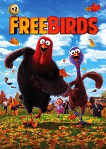 بوقلمون های زبل – Free Birds 2013