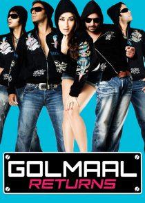 گلمال برمیگردد – Golmaal Returns 2008