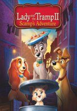 بانو و ولگرد 2 : ماجراجویی اسکمپ – Lady And The Tramp 2 : Scamp's Adventure 2001