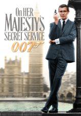 در خدمت سرویس مخفی ملکه – On Her Majesty's Secret Service 1969