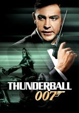 گلوله آتشین – Thunderball 1965