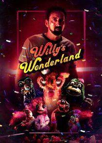 سرزمین عجایب ویلی – Willy's Wonderland 2021
