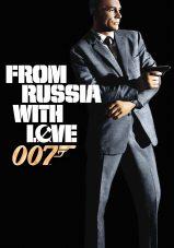از روسیه با عشق – From Russia With Love – 1963